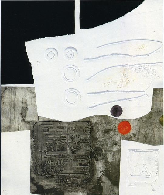 , 'Eco-II,' 1974, Galeria Joan Gaspar