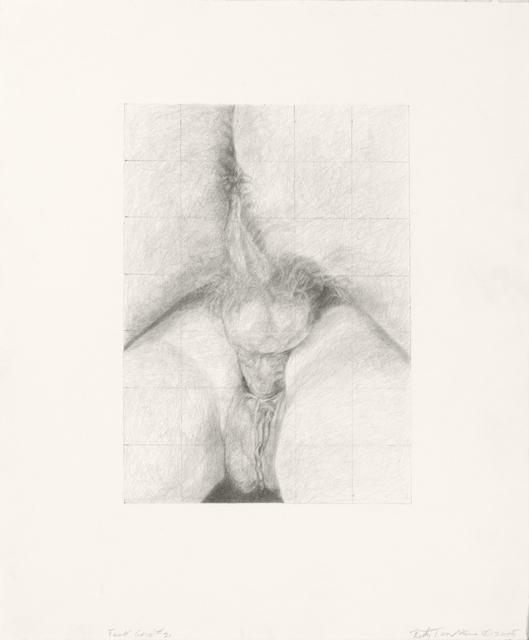, 'Fuck Grid #21,' 2005, Galerie Andrea Caratsch