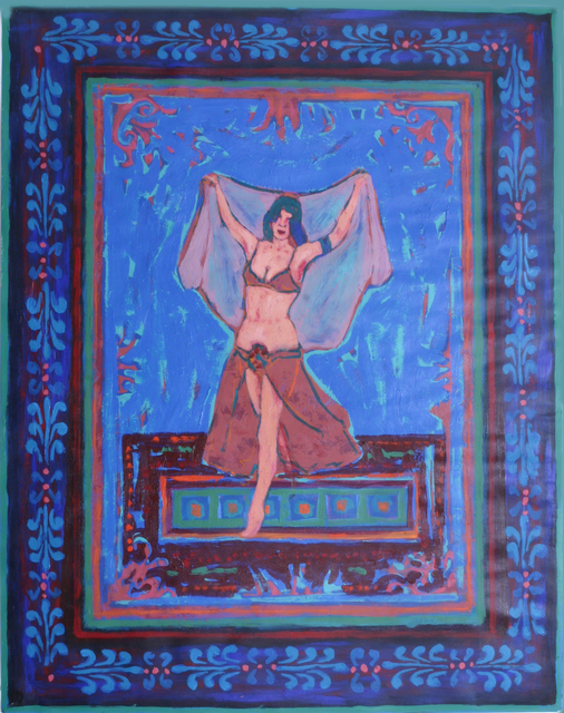 , 'Belly Dancer,' 2010, Gallery One