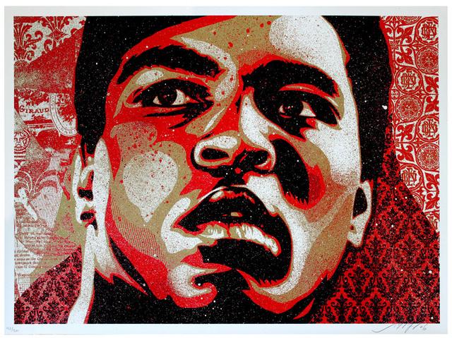 , 'Muhammad Ali,' 2006, EHC Fine Art
