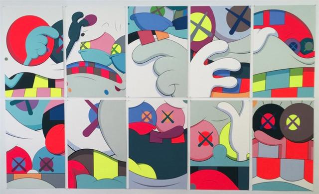 KAWS, 'Blame Game', 2014, Upsilon Gallery
