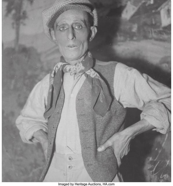 Germaine Krull, 'Five Photographs of Ludwig Starski', circa 1930s, Heritage Auctions