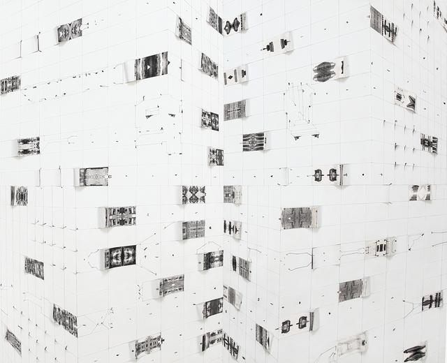 , 'Gap in the Mind - III,' 2014, TARQ