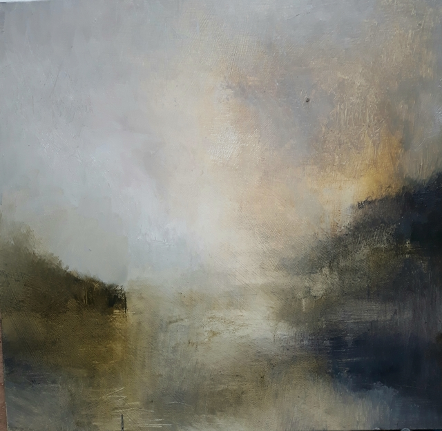 , 'Sun Rise, St Michael's Mount,' 2019, Jill George Gallery