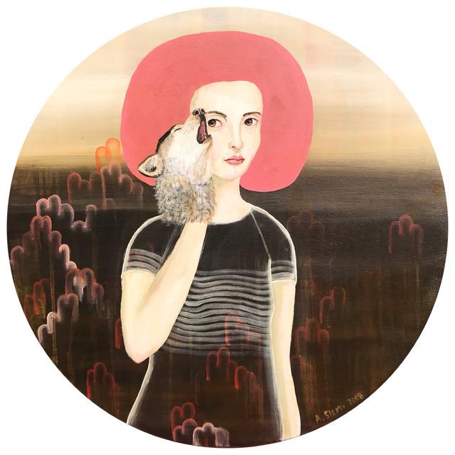 , 'Hear Me,' 2018, Patricia Rovzar Gallery