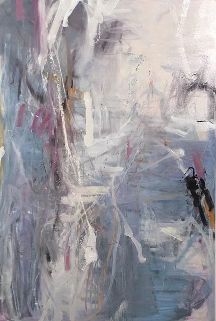 , 'Blue White Drop,' 2017, FP Contemporary