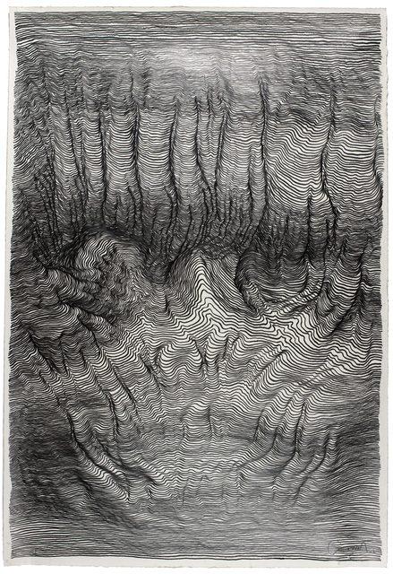 , 'Olmec 1,' 2014, Hans Alf Gallery