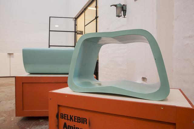 , 'Tabouret Verda,' 2015-2016, Museum of African Design (MOAD)