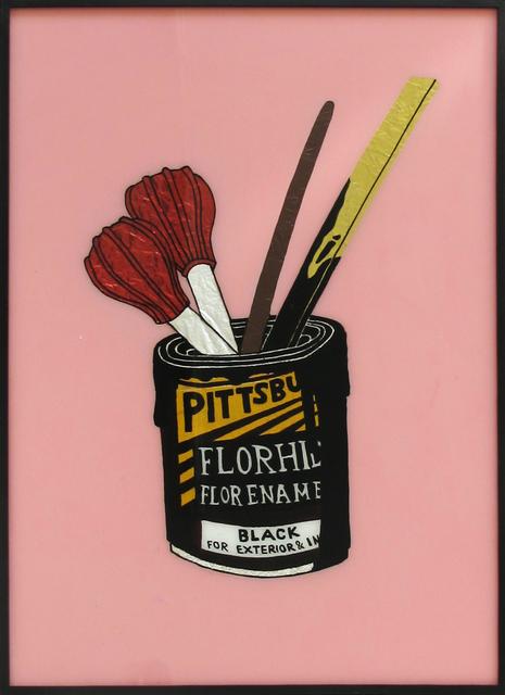 , 'Pittsburgh Florhide Enamel,' 2016, V1 Gallery