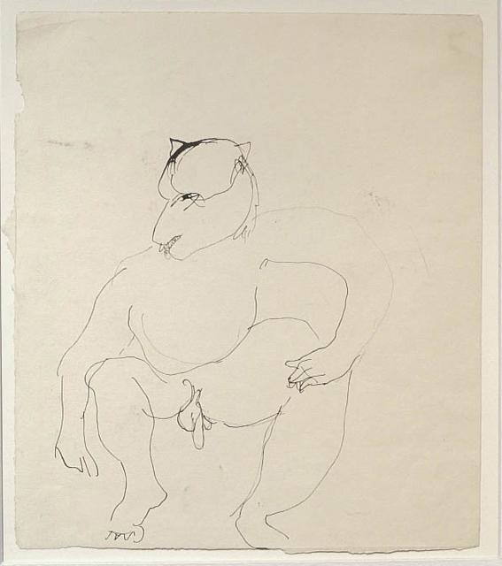 Roberto Jacoby, 'S/t', 1965, EL GRAN VIDRIO