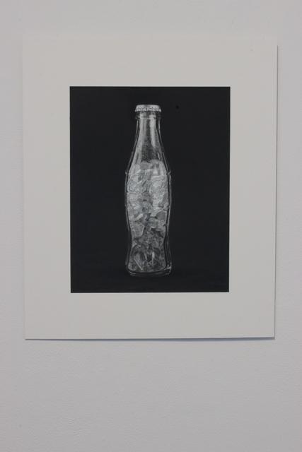 ", 'Formalizing their concept: Luis Camnitzer's ""Coca-Cola bottle filled with Coca-Cola bottle, 1973"",' 2015, Josée Bienvenu"