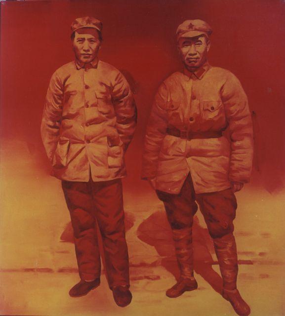 , 'Mao Zedong & Zhu De ,' , Yang Gallery