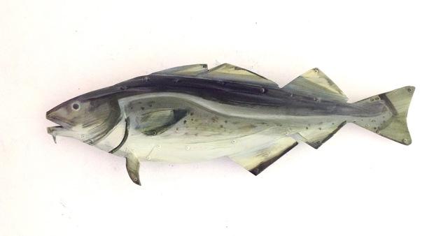 , 'Codfish,' 2017, Albert Merola Gallery