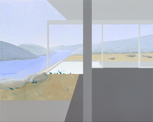 , 'Raum 1400,' 2018, Galerie Nikolaus Ruzicska