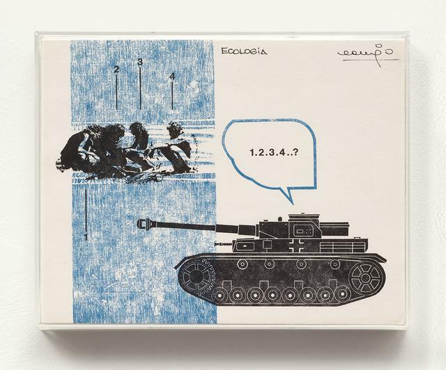 , 'Ecologia,' 1978, Richard Saltoun