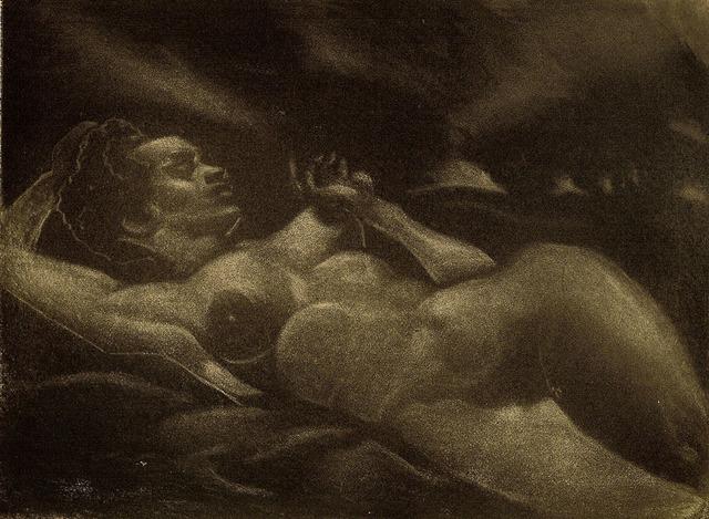 , 'Siesta,' ca. 1944-48, Dolan/Maxwell