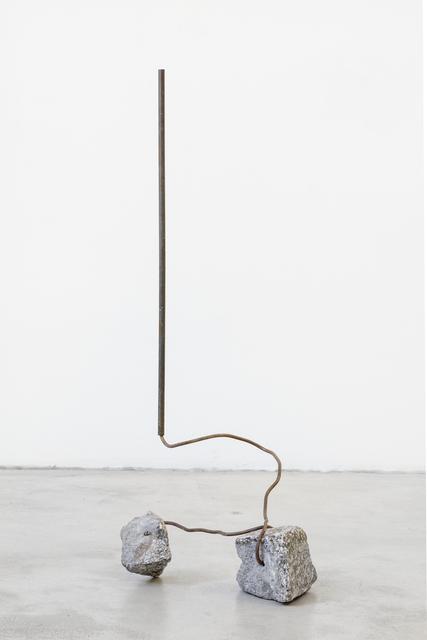 , '90 x 33 x 31,' 2017, Galerie Nordenhake