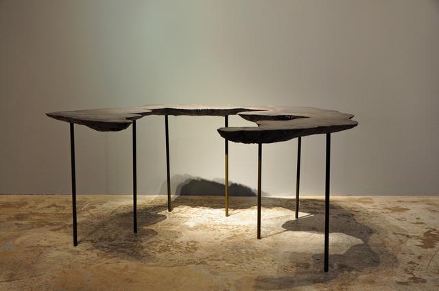 , 'Table, Prototype,' 2015, Rauminhalt