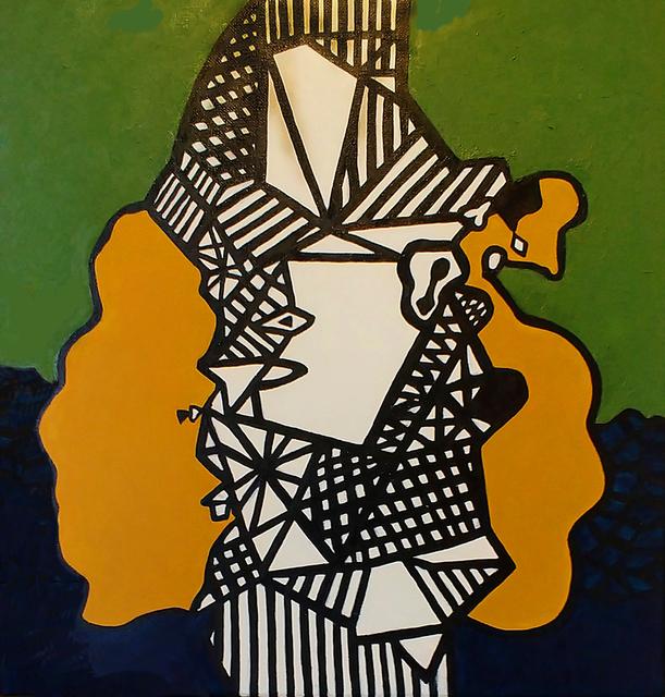 , 'Jazz Man #3 ,' 2000, Gildea Gallery
