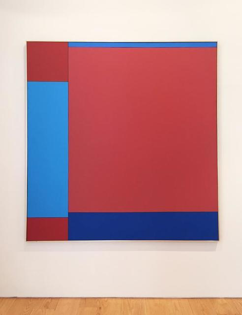 , 'Arapaho II,' 1965, Leslie Feely