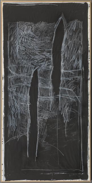 , 'Paisatge amb xiprers,' 1986, Galería Joan Prats