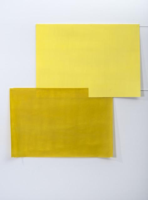 , 'Sin Título,' 2015, Casas Riegner