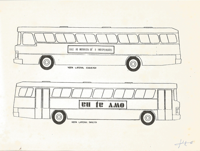 , 'Publigrama II,' 1982, Marsiaj Tempo