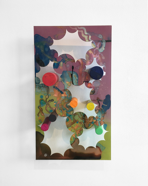 , 'You can really feel the drop shadow,' 2017, Simone DeSousa Gallery