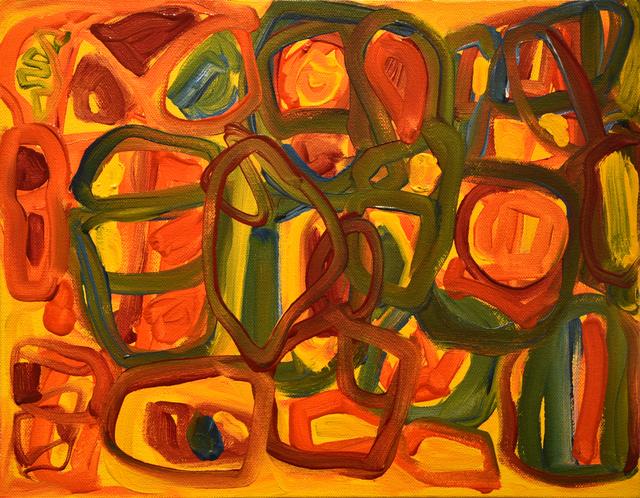 , 'Untitled 1,' 2018, Carter Burden Gallery