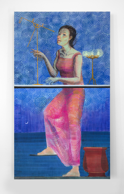 , 'Hypatia,' 2018, Jack Shainman Gallery