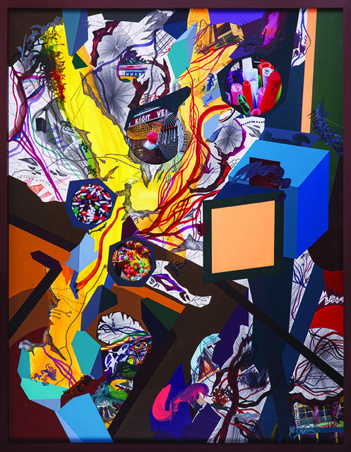 , 'My Trade Along the River,' 2012, Dirimart