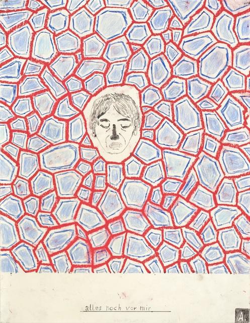 , 'Alles noch vor mir  St Paul #181 ,' 2012, Patrick Heide Contemporary