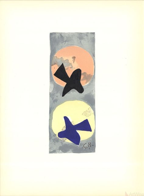 , 'Les Oiseaux IV,' 1959, ArtWise