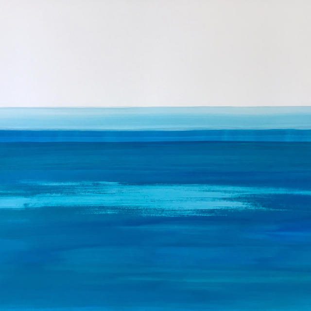Frances Ashforth, 'Blue Ocean 1', 2019, ARC Fine Art LLC