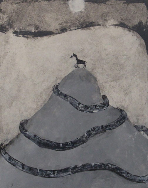 , 'Snake Mountain,' 2014, ClampArt