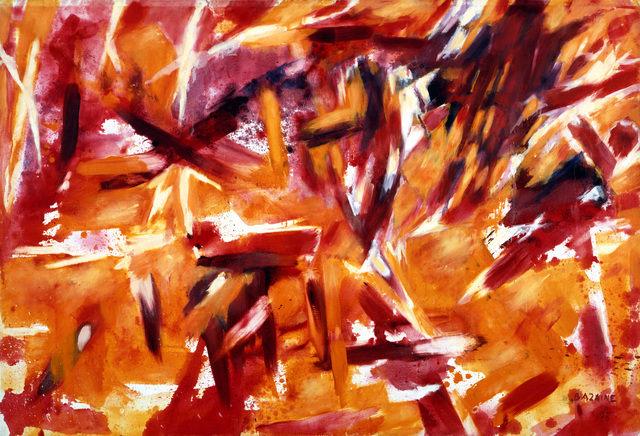 Jean Bazaine, 'Illiade', 1975, Galerie Maeght