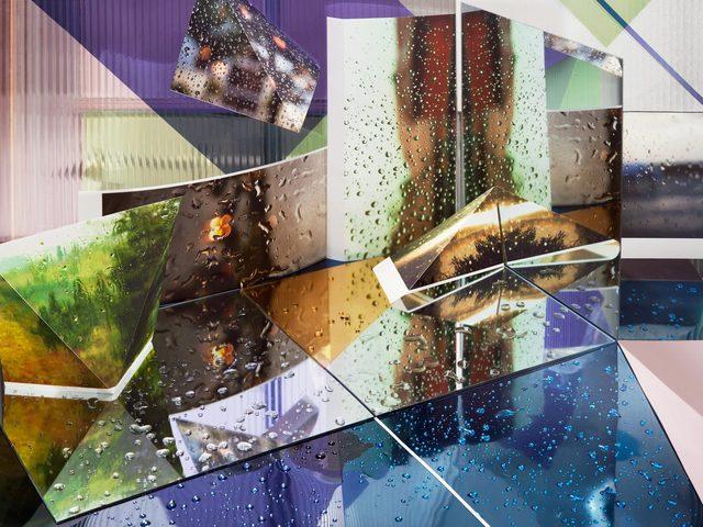 , 'Rainy Windows,' 2013, Julie Saul Gallery