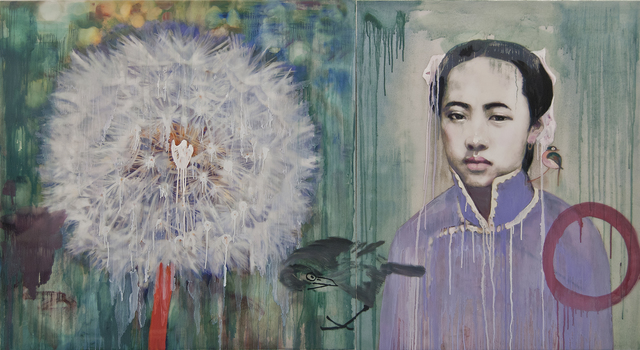 , 'The Unknown V,' , Gail Severn Gallery