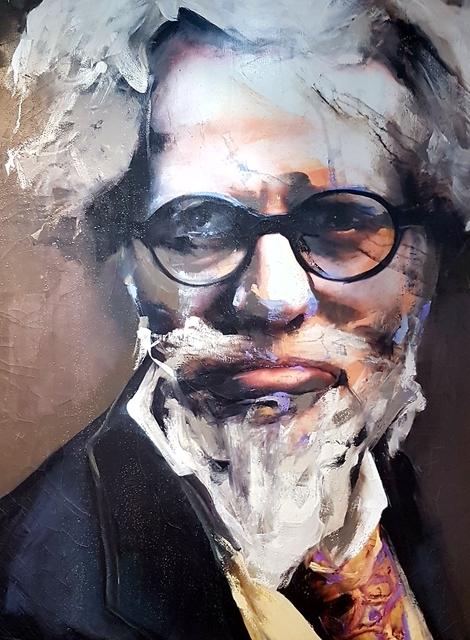 , 'Trotsky 01,' 2011, Metropolitan Gallery Hamburg