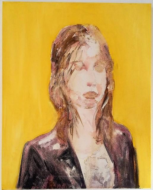 Lilian Eliens, 'Model portrait no.3', 2018, Online Galerij