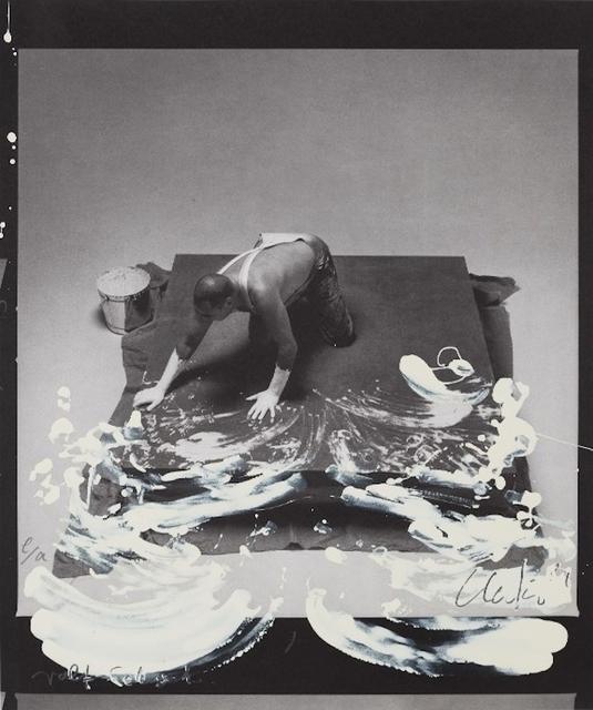 , 'Entwicklung eines Werkes IV (Formumwandlungen),' 1980-1990, ARTEDIO