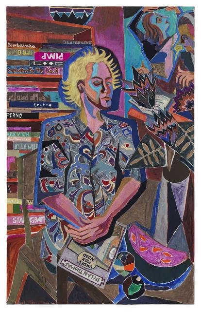 , 'Shanti shah nalaya,' 2014, Hans Alf Gallery