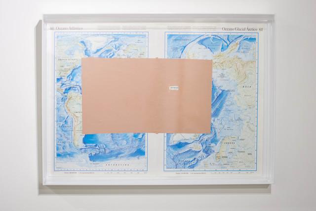 , 'da série tente ver o oceano,' 2016, Boiler Galeria