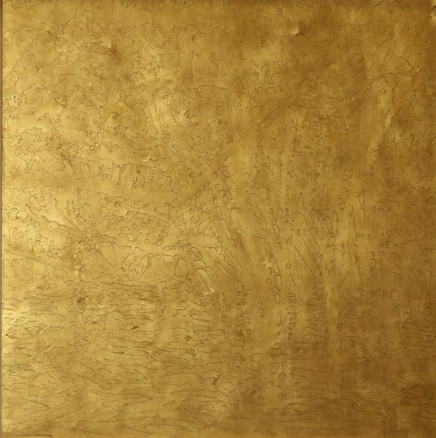 , 'Gold Cut II, Meadowbank,' 2018, Art Atrium