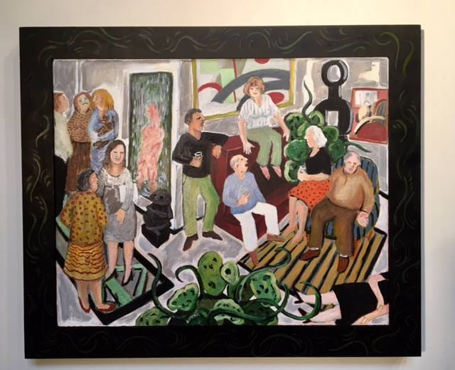 , 'overserved,' , koelsch gallery