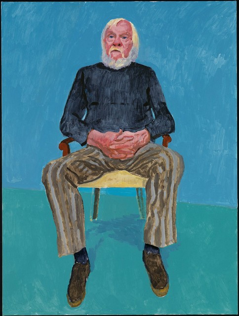", '""John Baldessari, 13th, 16th December 2013"" from ""82 Portraits and  1 Still-Life"",' 2013, Guggenheim Museum Bilbao"