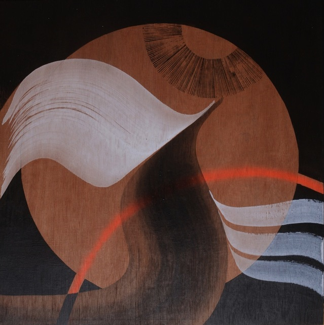 , 'Study #353,' 2014, Lazinc