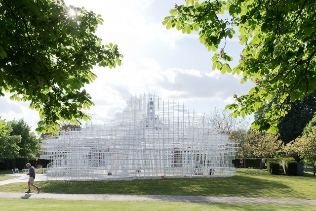 Sou Fujimoto Architects, 'Serpentine Gallery Pavilion ,' 2013, Serpentine Galleries