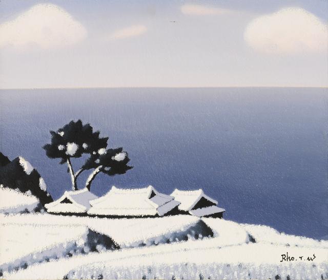 , 'Winter Sea (겨울바다),' 2017, Galerie Bhak