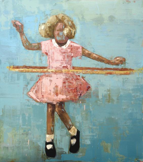 , 'Hula #8,' 2017, Rice Polak Gallery